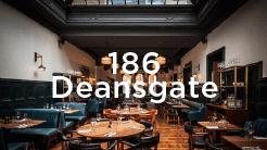 186 Deansgate logo