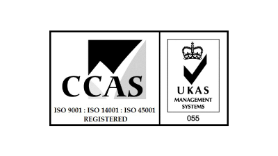 CCAS Accredited logo