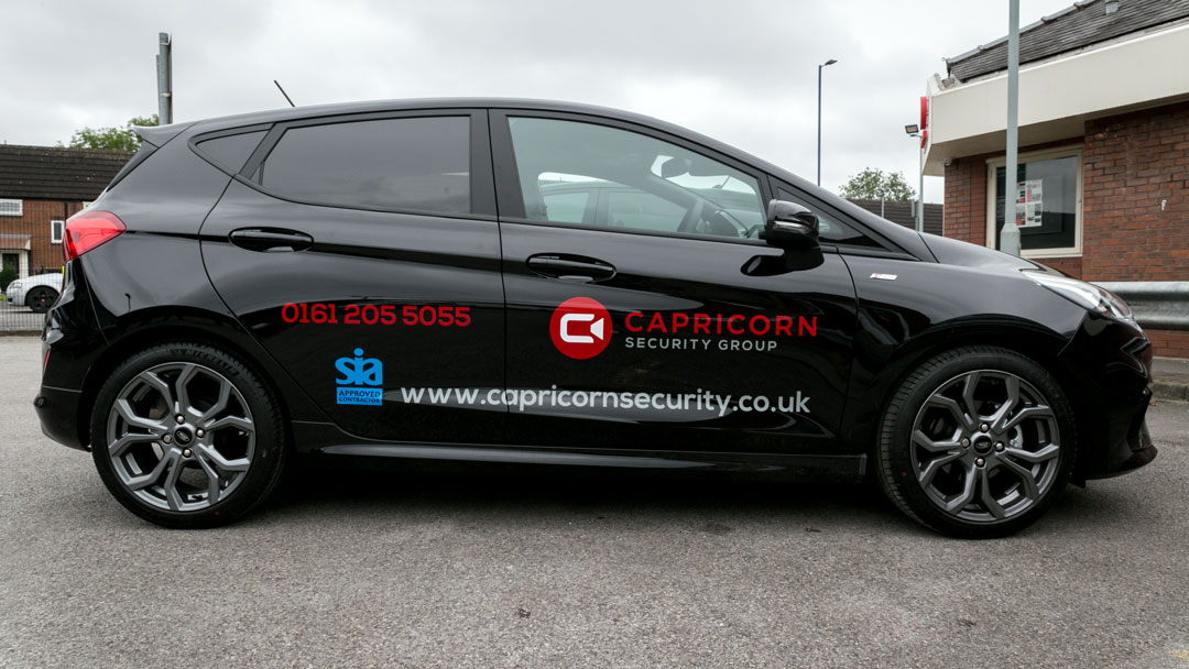 Capricorn Security mobile patrol