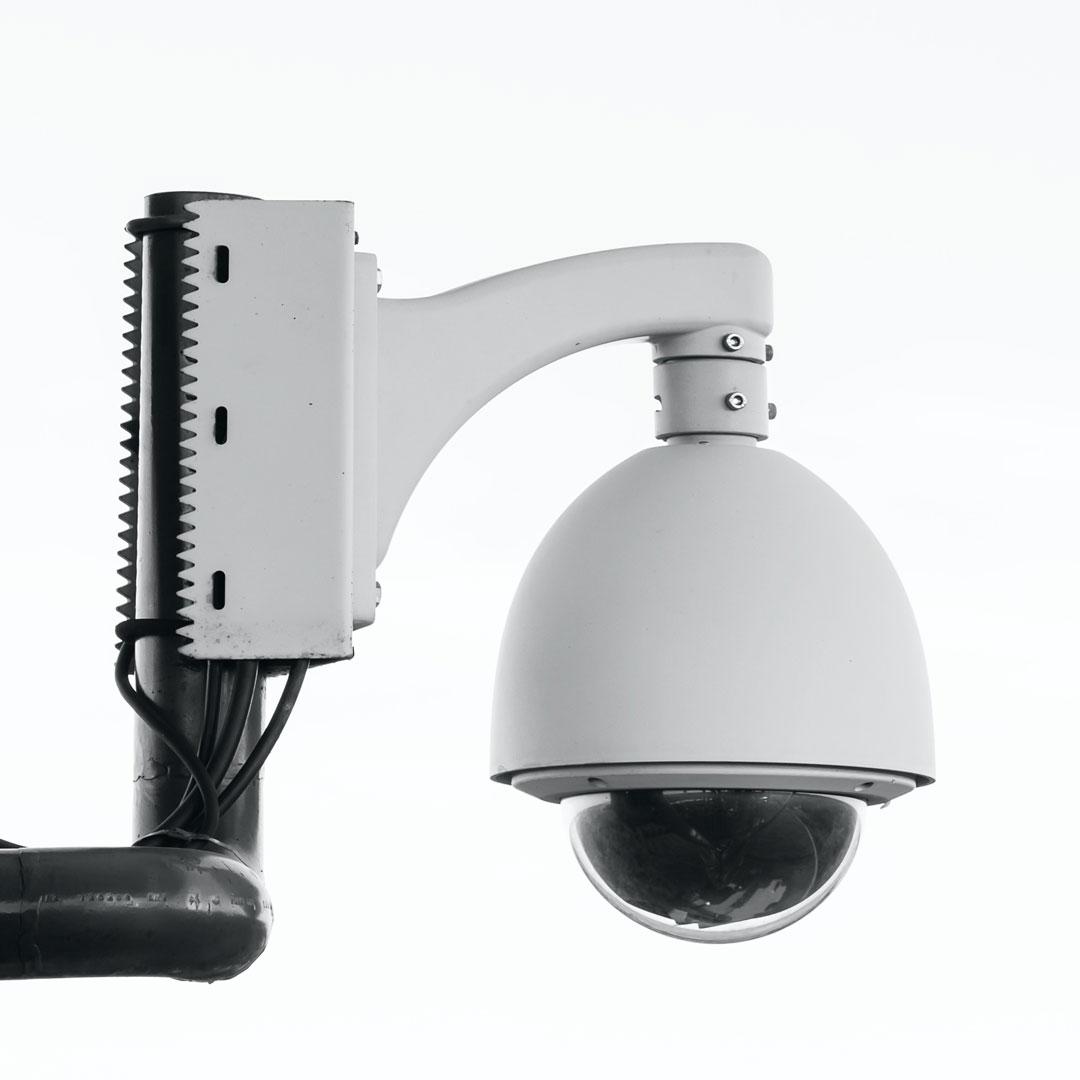 CCTV Security Operative training with Capricorn
